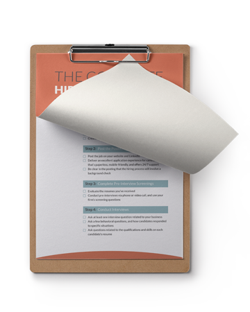 CLIPBOARD-Hiring-Checklist-for-Staffing--Businesses-CHECKLIST